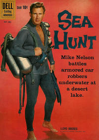 Cover Thumbnail for Sea Hunt (Dell, 1960 series) #7