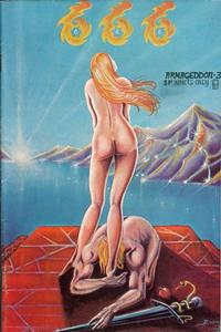Cover Thumbnail for Armageddon (Last Gasp, 1970 series) #3