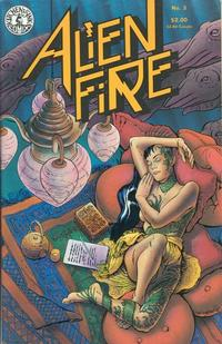 Cover Thumbnail for Alien Fire (Kitchen Sink Press, 1987 series) #3