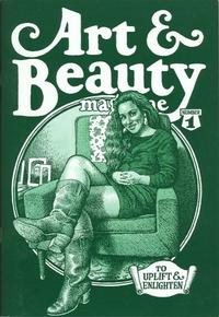Cover Thumbnail for Art & Beauty Magazine (Fantagraphics, 1996 series) #1