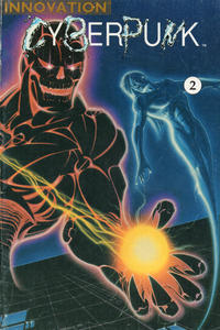 Cover Thumbnail for Cyberpunk (Innovation, 1989 series) #2