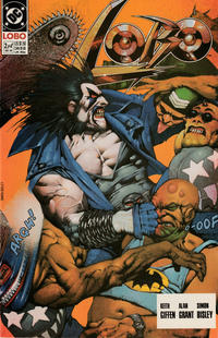 Cover Thumbnail for Lobo (DC, 1990 series) #2 [Direct]