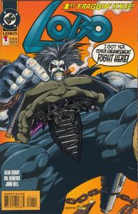 Cover Thumbnail for Lobo (DC, 1993 series) #1