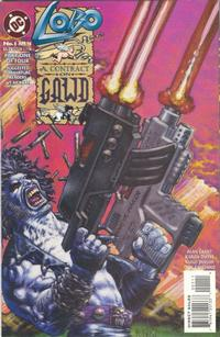 Cover for Lobo: A Contract on Gawd (DC, 1994 series) #1