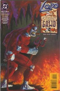Cover Thumbnail for Lobo: A Contract on Gawd (DC, 1994 series) #3