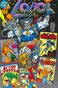 Cover Thumbnail for Lobo Convention Special (DC, 1993 series) #1