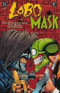 Cover Thumbnail for Lobo / Mask (DC; Dark Horse, 1997 series) #1