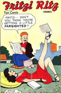 Cover Thumbnail for Fritzi Ritz (United Features, 1948 series) #Fall Special Issue