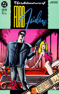 Cover Thumbnail for Adventures of Ford Fairlane (DC, 1990 series) #1