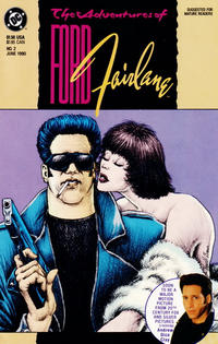 Cover Thumbnail for Adventures of Ford Fairlane (DC, 1990 series) #2