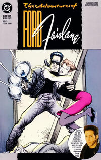 Cover Thumbnail for Adventures of Ford Fairlane (DC, 1990 series) #3