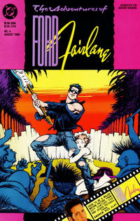 Cover Thumbnail for Adventures of Ford Fairlane (DC, 1990 series) #4