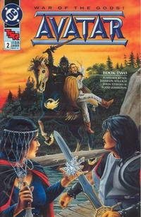 Cover Thumbnail for Avatar (DC, 1991 series) #2