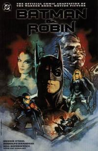 Cover Thumbnail for Batman and Robin: The Official Comic Adaptation of the Warner Bros. Motion Picture (DC, 1997 series) #[Collector's Edition]