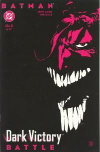 Cover Thumbnail for Batman: Dark Victory (DC, 1999 series) #8