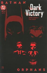 Cover Thumbnail for Batman: Dark Victory (DC, 1999 series) #9