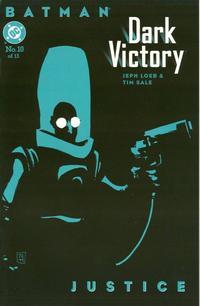 Cover Thumbnail for Batman: Dark Victory (DC, 1999 series) #10