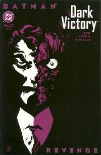 Cover Thumbnail for Batman: Dark Victory (DC, 1999 series) #12