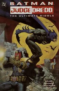 Cover Thumbnail for Batman / Judge Dredd: The Ultimate Riddle (DC, 1995 series)