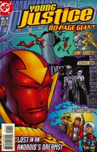 Cover Thumbnail for Young Justice 80-Page Giant (DC, 1999 series) #1