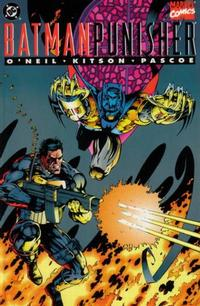 Cover Thumbnail for Batman / Punisher: Lake of Fire (DC, 1994 series)