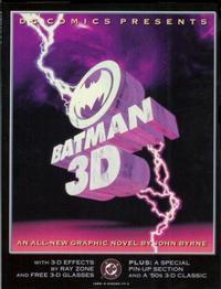 Cover Thumbnail for Batman 3-D (DC, 1990 series)