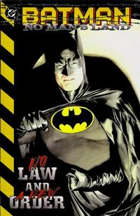 Cover Thumbnail for Batman: No Law and A New Order (DC, 1999 series)