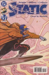 Cover Thumbnail for Static (DC, 1993 series) #45