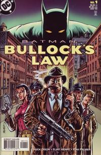 Cover Thumbnail for Batman: Bullock's Law (DC, 1999 series) #1