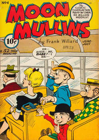Cover Thumbnail for Moon Mullins (American Comics Group, 1947 series) #4
