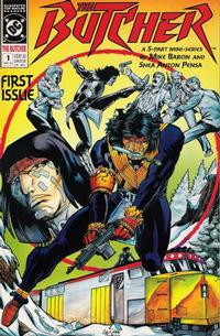 Cover Thumbnail for The Butcher (DC, 1990 series) #1