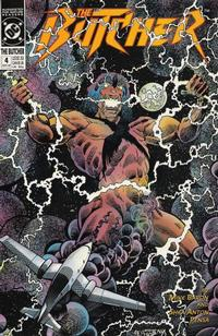Cover Thumbnail for The Butcher (DC, 1990 series) #4