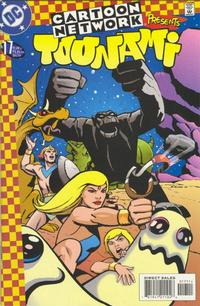 Cover Thumbnail for Cartoon Network Presents (DC, 1997 series) #17