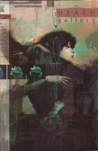 Cover Thumbnail for A Death Gallery (DC, 1994 series) #1