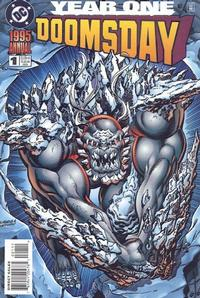 Cover Thumbnail for Doomsday Annual (DC, 1995 series) #1 [Direct Sales]