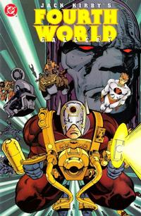 Cover Thumbnail for The Fourth World Gallery (DC, 1996 series)