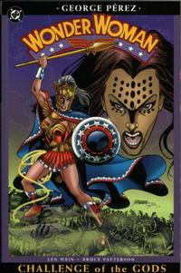 Cover Thumbnail for Wonder Woman (DC, 2004 series) #2 - Challenge of the Gods