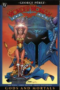 Cover Thumbnail for Wonder Woman (DC, 2004 series) #1 - Gods and Mortals