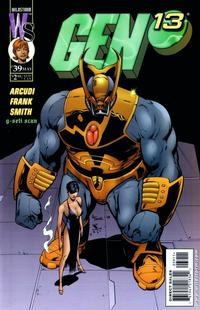 Cover Thumbnail for Gen 13 (DC, 1999 series) #39