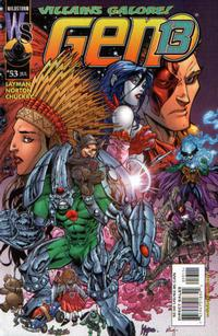 Cover Thumbnail for Gen 13 (DC, 1999 series) #53