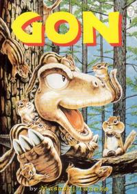 Cover Thumbnail for Gon (DC, 1996 series) #1