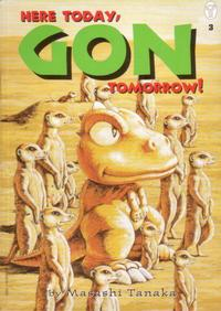 Cover Thumbnail for Gon (DC, 1996 series) #3