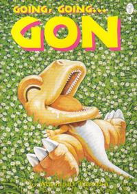 Cover Thumbnail for Gon (DC, 1996 series) #4