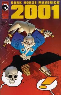 Cover Thumbnail for Dark Horse Maverick 2001 (Dark Horse, 2001 series)