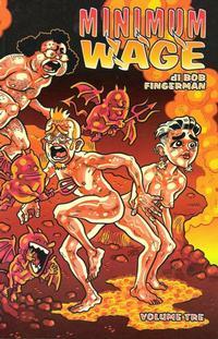 Cover for B&N (Magic Press, 2000 series) #3