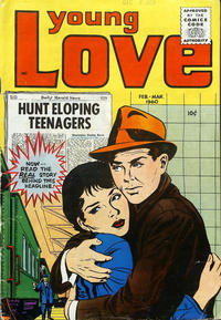 Cover Thumbnail for Young Love (Prize, 1960 series) #v3#5 [18]