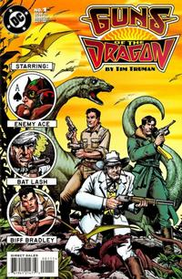 Cover for Guns of the Dragon (DC, 1998 series) #1