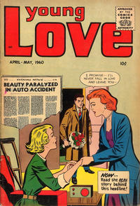 Cover Thumbnail for Young Love (Prize, 1960 series) #v3#6 [19]