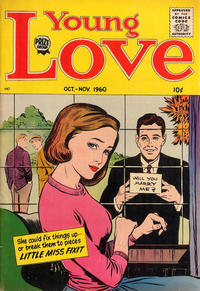 Cover Thumbnail for Young Love (Prize, 1960 series) #v4#3 [22]