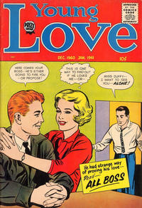 Cover Thumbnail for Young Love (Prize, 1960 series) #v4#4 [23]